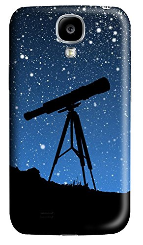 Samsung S4 Case Sky Telescope 3D Custom Samsung S4 Case Cover