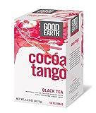 Good Earth Cocoa Tango Black Tea, 18 Count Tea Bags