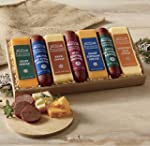 7-Piece Cheese & Sausage Gift Box fro...