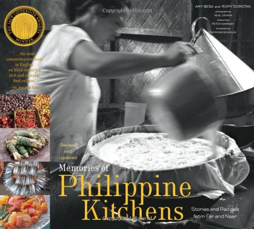 Memories of Philippine Kitchens by Amy Besa, Romy Dorotan