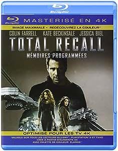 Total Recall - Mémoires programmées [Blu-ray masterisé en 4K]