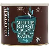 Clipper Organic Medium Roast Arabica Coffee 500 g