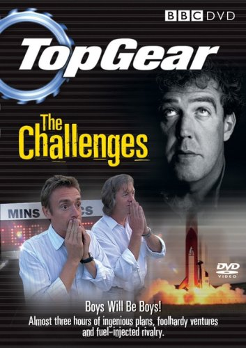 Top Gear: The Challenges (BBC) [DVD]