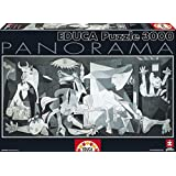 Guernica - Pablo Picasso Panoramic Puzzle 3000 Pieces