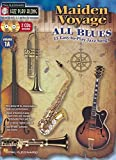 img - for Maiden Voyage/All Blues: Jazz Play-Along Volume 1A book / textbook / text book