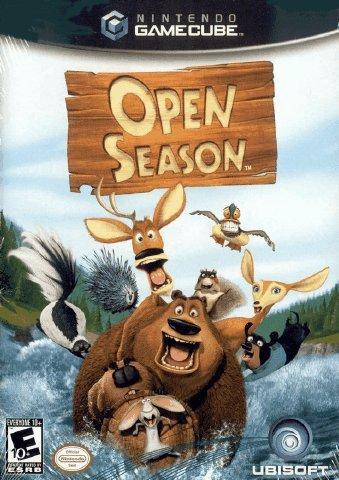 Open Season - Gamecube