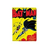 Dynomighty Men's Mighty Passport Batman Issue #1, Multi, One Size