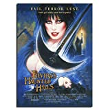 Elvira's Haunted Hills One Sheet Movie Poster - Large