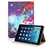 Nicerocker Smart Stand Galaxy Star Flip Leather Cover Case For iPad Mini Retina
