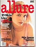 Allure Magazine July 1994 Top-model Bridget Hall