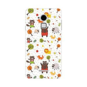 Coolpad Note 3 Lite Cover, Premium Quality Designer Printed 3D Lightweight Slim Matte Finish Hard Case Back Cover for Coolpad Note 3 Lite-Giftroom-99