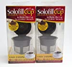Solofill Reusable Single serve cups for Keurig K-Cup Brewers by Solofill