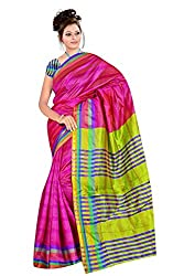 Mahadev Enterpris Women's My Sore Art Silk Saree Printed With Unstitched Blouse Piece ( Blue Green , Freesize , MPTF_1029 B )Mahadev Enterpris Women's My Sore Art Silk Saree Printed With Unstitched Blouse Piece (Multi-Colored , Freesize , MPTF_1034 B )