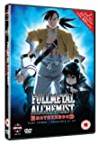 Fullmetal Alchemist Brotherhood Vol 3 (Eps 27-39) [DVD]
