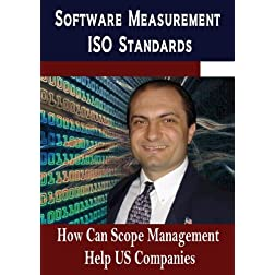 Software Measurement  ISO Standards How can Scope Management  Help US Companies