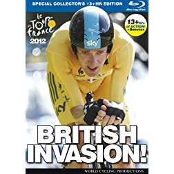 Tour De France 2012: British Invasion [Blu-ray]