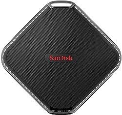 SanDisk Extreme 500 SDSSDEXT-240G-G25 240GB External Solid State Drive (Black)