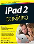 iPad 2 For Dummies