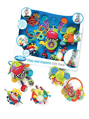 Playgro Play and Explore Gift Pack for Baby - 1
