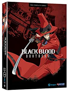 Black Blood Brothers: Box Set
