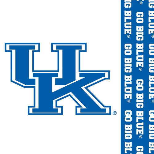 University of Kentucky Wildcats Paper Cocktail Napkins at Amazon.com