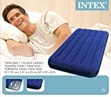 Double Bed Air Mattress for 1 Person Lounge Seat Couch with Free Pump