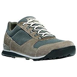 Danner Men\'s Jag Low Lifestyle Shoe, Timber Wolf/Dark Shadow, 9.5 D US