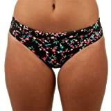 Funkita Women's Midnight Daisy Ladies Sport Brief 4 Midnight Daisy