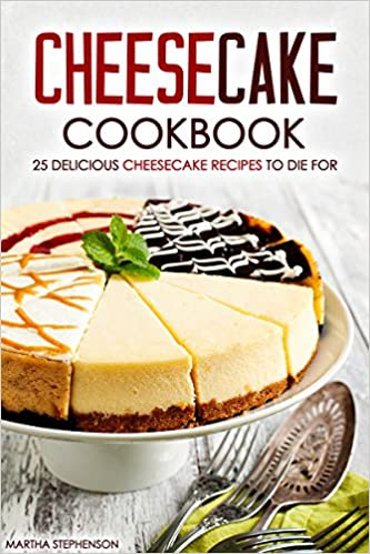Cheese cake cookbook