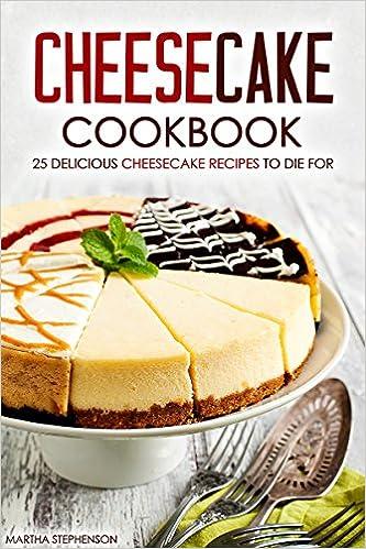 Cheese cake cookbook