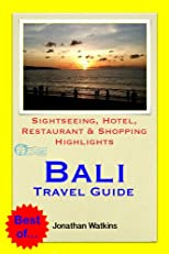 Travel On A Budget To... Bali (Indonesia) - Where To Go & What To Do