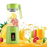 Extsud® 380ml Persönlicher tragbare Smoothie Maker Mixer Mini-Blender Standmixer Entsafter