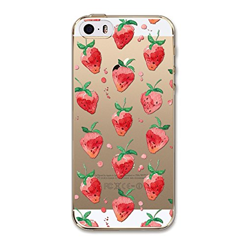 Strawberry cell phone case | Shop Unique Strawberry cell ...