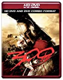 Cover art for  300 (Combo HD DVD and Standard DVD)
