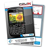 FX CLEAR screen protector for Blackberry 8520 Curve  / 8520Curve   Ultra clear screen protection! handhelds pdas