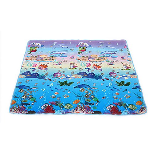 150*180 Children'S Soft Developing Crawling Rugs,Play Puzzle Number/Letter/Cartoon Eva Foam Mat,Pad Floor For Baby Games-