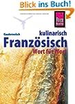 Kauderwelsch, Franz�sisch kulinarisch