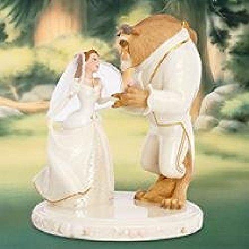 DisneyFigure lenox Beauty&the Beast Belle's Wedding Dreams Lenox Disney 811900