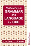 img - for Proficiency in Grammar and Language for CXC book / textbook / text book