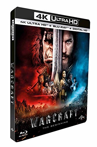 Warcraft: L'inizio (4K Ultra Hd + Blu-Ray)