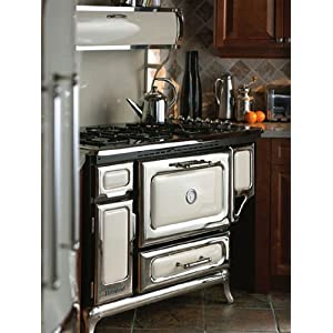 Heartland Classic Collection: 5210 48'' Dual Fuel Range with Electric Convection, Self-Cleaning