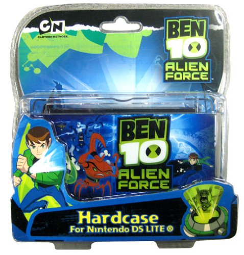 Ben10 Licenced Nintendo DS Lite Alien Force Crystal Case (Nintendo DS)