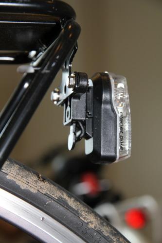 Amazon Com Planet Bike Tail Light Rack Bracket Bike