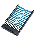 Generic 2.5 Inch SATA SAS Hard Drive Tray Caddy for HP Proliant Server