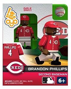 Brandon Phillips 2013 Generation 2 Oyo Mini Figure Cincinnati Reds by OYO