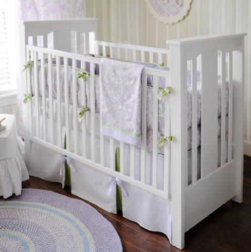 Sweet Violet Crib Bedding