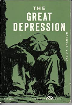 the great depression by robert s mcelvaine The great depression by robert s mcelvaine report this page one of the classic studies of the great depression, featuring a new introduction by the author with insights into the economic crises of 1929 & today.