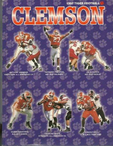 1997 Tiger Football Clemson