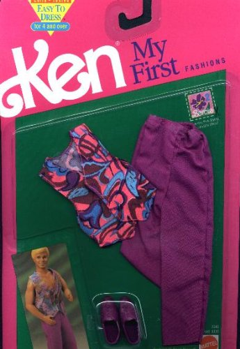 Barbie KEN Fashion My First - 1