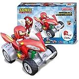 Meccano - 775601 - Jeu de Construction - Sonic - Knuckles & Landbreaker